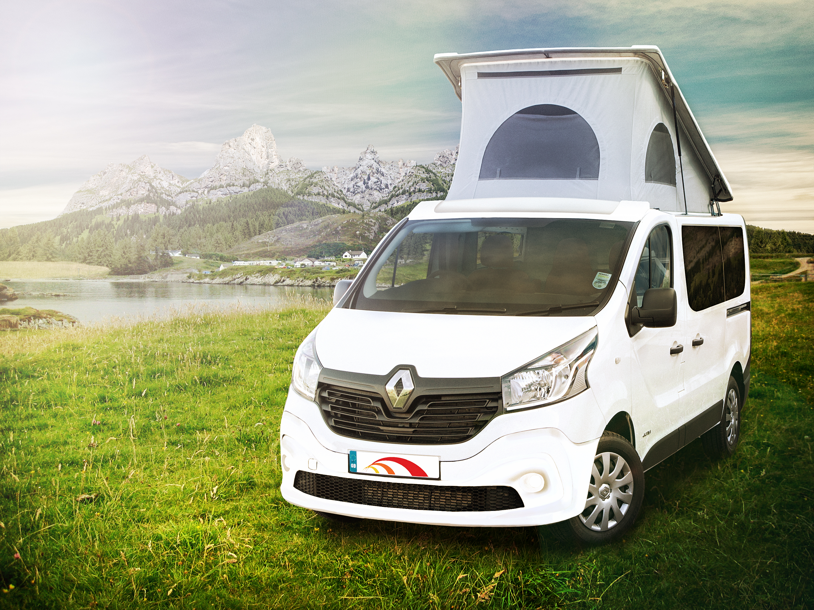 Vw Campervan For Sale >> The ALL-NEW Renault Trafic - Hillside Leisure