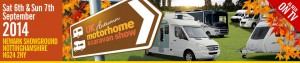 UK Autumn Motorhome Show