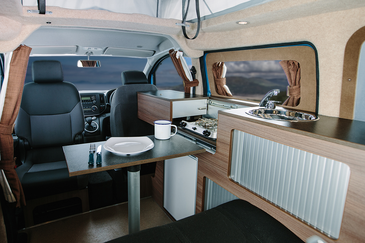 The Dalbury E – Electric Campervan Review