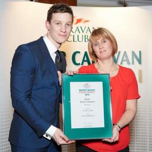 Caravan Club Design Awards 2015