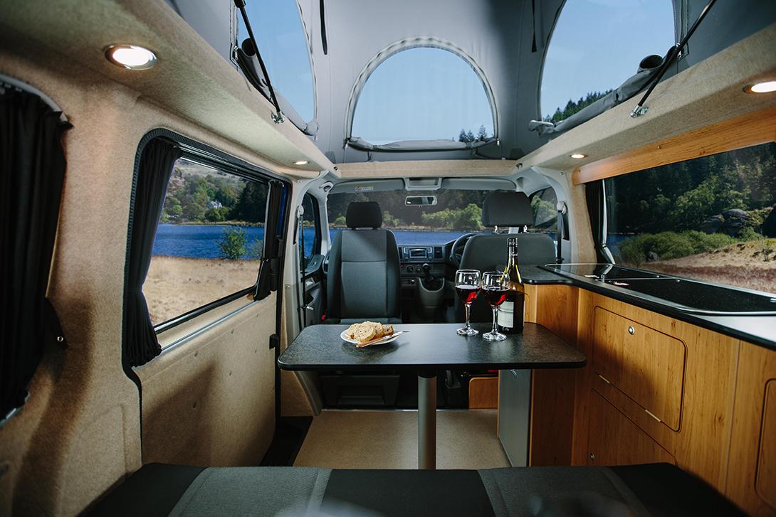 Great oportunity to win a Hillside Leisure VW Campervan!