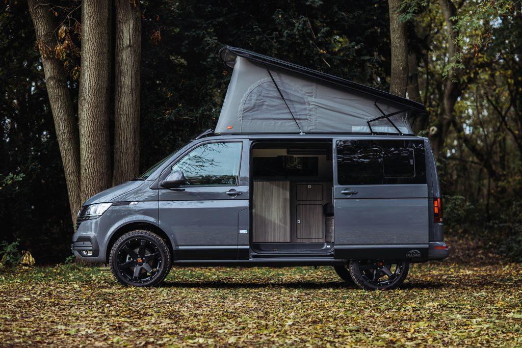 best 4x4 campervan